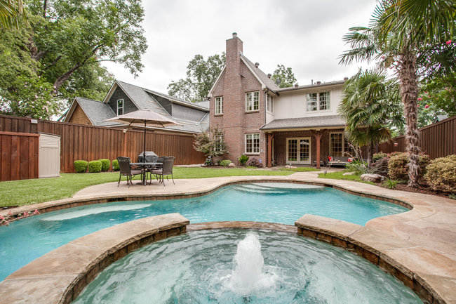 5723 Mercedes Avenue in the M Streets is listed for $749,500 by Nancy Johnson.