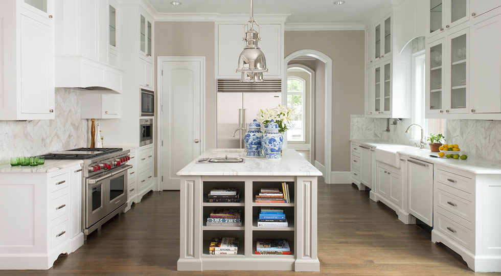 Denise McGaha Interiors designed the spec home that's been wowing Realtors.