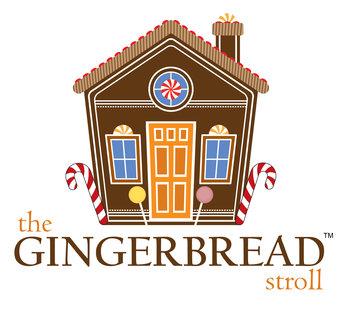Gingerbread Stroll logo