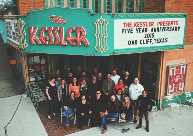 Kessler Theater staff