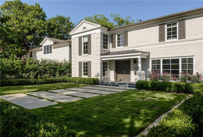 8206 Inwood Road is offered by Dave Perry-Miller Real Estate agents J.L. Forke and Jennifer Shindler for $2,865,000