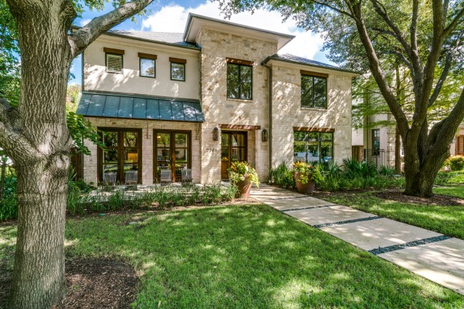 Sharon Redd of Dave Perry-Miller Real Estate is representing 2708 Stanford Avenue in University Park.
