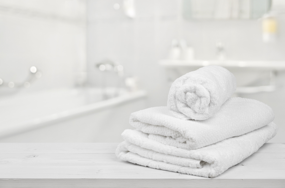 Make Your Towels More Luxurious