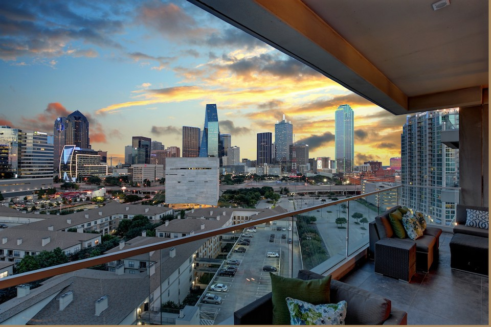 7 Spectacular Dallas High-Rises