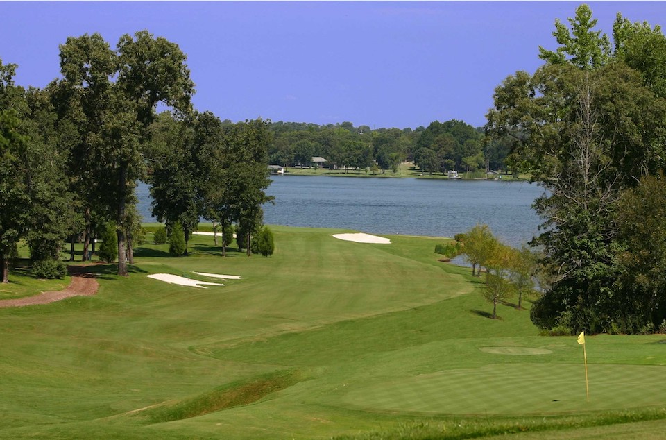 Explore the Links of Lake Athens
